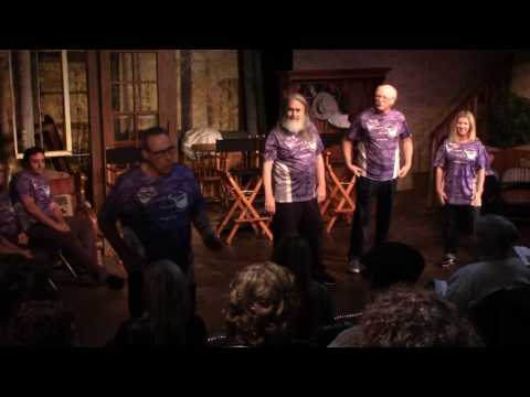 Funny Things Improv Comedy, Jan 23, 2017 Part 1 of 4