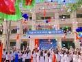 Lễ tri ân học sinh 2k THPT Hợp Thanh