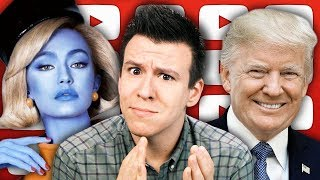 Why People Are Freaking Out About Gigi Hadid Controversy, Trump's Huge Win & TanaCon Outed By Police Mp3