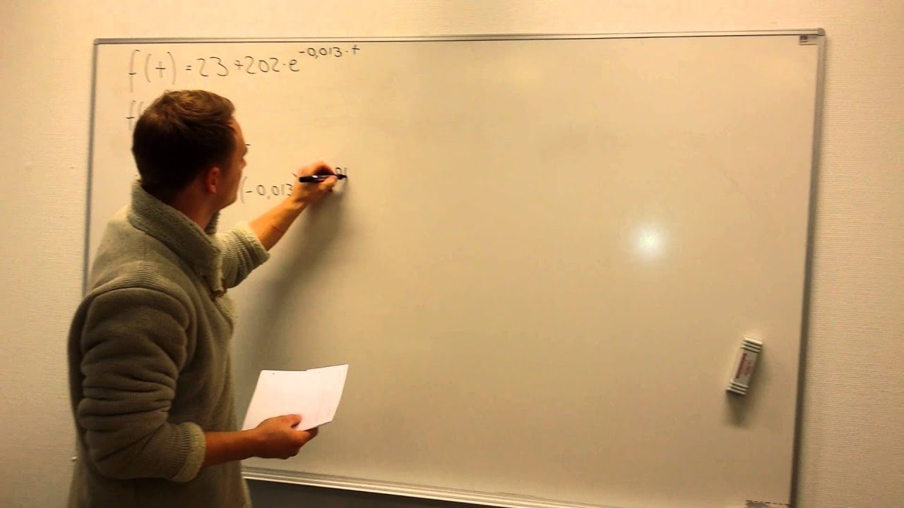 Matematik fremlæggelse Til MaB1 VUC Horsens