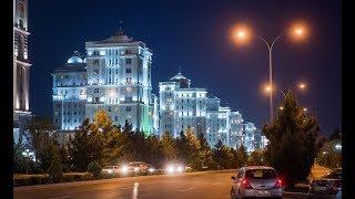 Ashgabat - Walk around the City