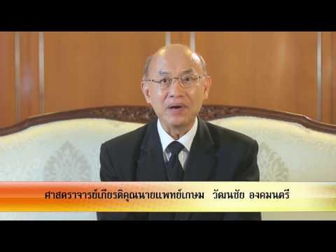 มุมมองการผลิตแพทย์แผนไทยในระบบสุขภาพ