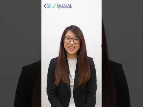 Here's Your International Education Consultant - Ms. Su Ping