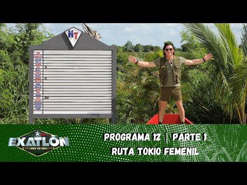 ¡Inicia la Ruta Tokio Femenil del Exatlón! | Capítulo 12, parte 1 | Exatlón México