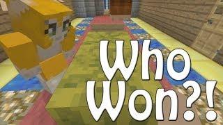 Minecraft Xbox - Quick Build 1 Hour Special - W/Stampylongnose - Part 3
