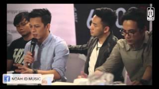 "NOAH - Launching Buku 6.903 mil & single keempat ""Tak Lagi Sama"" Mp3"
