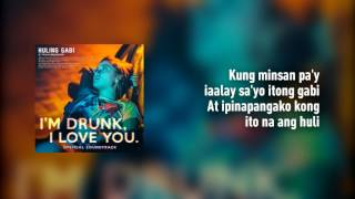 """Huling Gabi"" by Maja Salvador (I'm Drunk, I Love You, 2017)"