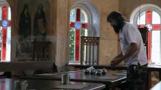 Один день из жизни мужского монастыря