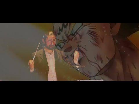 Dragon Ball Rock Sinfónico - Sacrificio de Vegeta (Video Oficial)