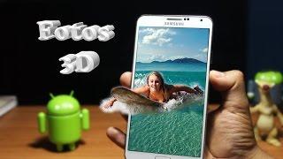 Toma Fotografías en 3D con Cualquier Android! | Tu Android Personal