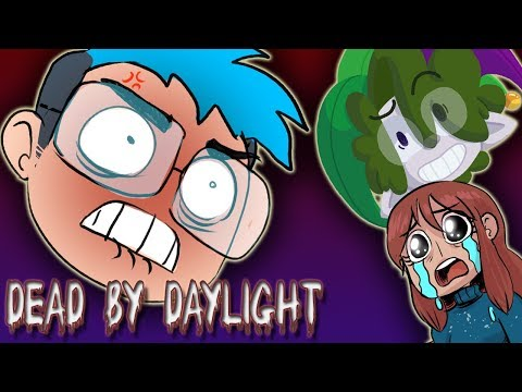 TOO MUCH ANGER! - Dead By Daylight