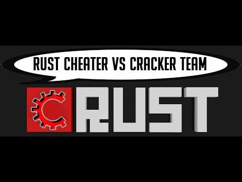 러스트 핵쟁이 VS 크래커 팀 (Rust Cheater VS Cracker Team)