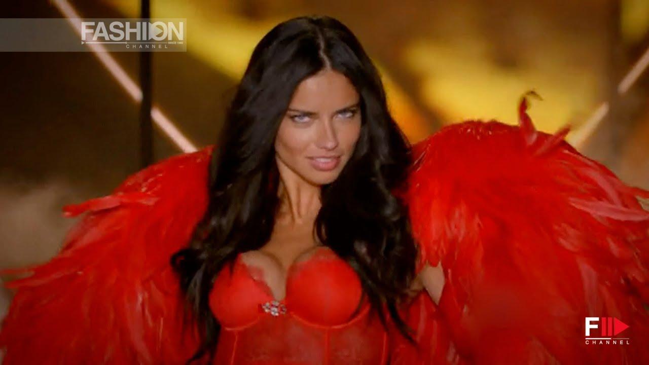 ADRIANA LIMA - VICTORIA'S SECRET ANGEL Fashion Show 2013 by Fashion Channel
