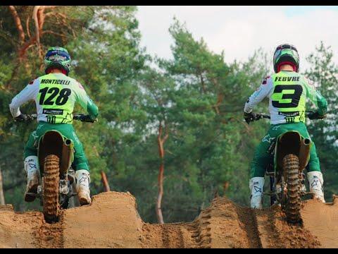 Exclusive Unveil - Monster Energy Kawasaki Racing Team 2021