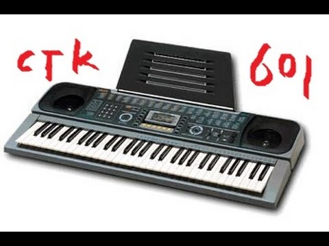 casio ctk 601 home keyboard has surprising synth power youtube rh youtube com Casio CTK -5000 Keyboard Electronic Keyboard Casio Ctk 601