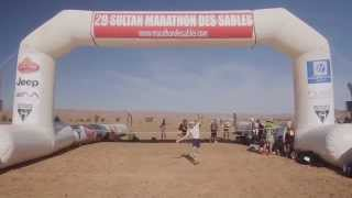 Happy Desert - 29th Sultan MARATHON DES SABLES 2014