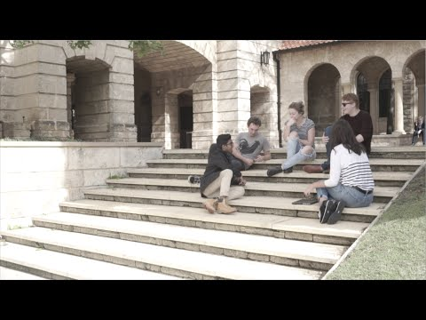 We Are The Faculty Of Arts - Communications Video Portrait