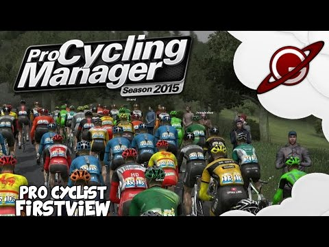 Pro Cycling Manager 2015 |  Firstview - Pro Cyclist [FR ᴴᴰ]
