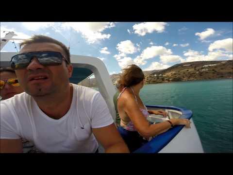 Ajos Nikolaos, Spinalonga, Hersonissos Crete 2016, Greece, HD, GOPRO