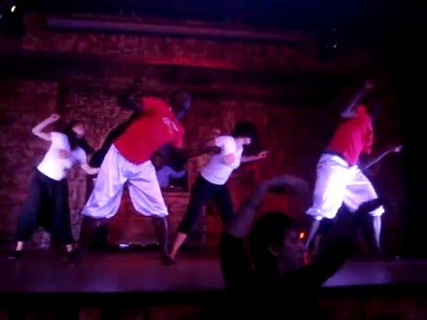 Afro Russia  IN egypt club1111.MPG