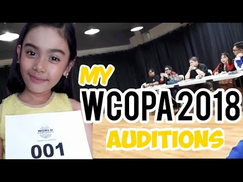 WCOPA Audition