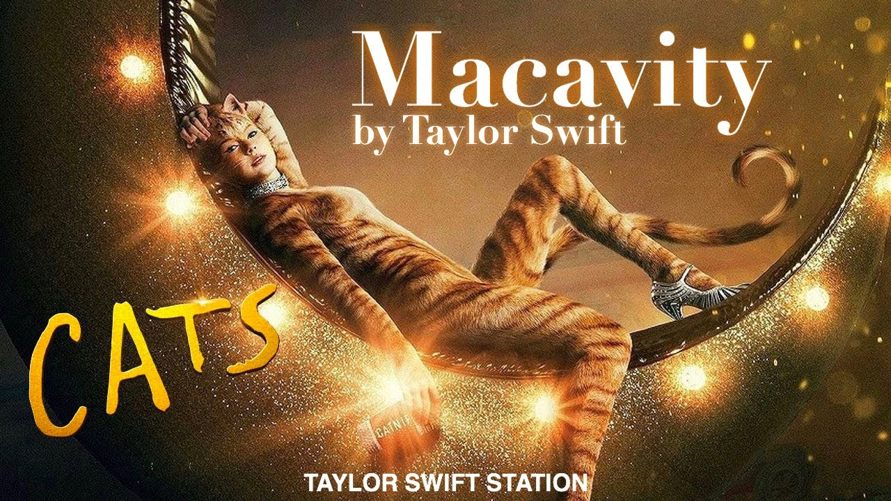 Taylor Swift Macavity Ft Idris Elba From The Motion Picture Cats Youtube