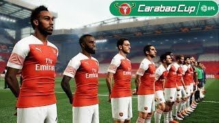 Arsenal vs Tottenham - QF Carabao Cup 17 December 2018 | Prediction