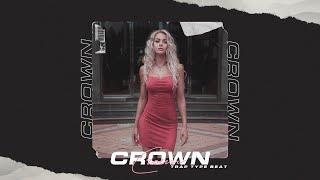 Trap Type Beat [Crown] Hard Type Beat   Aggressive Freestyle Rap Beat   Tinashe Dark Beats 2021