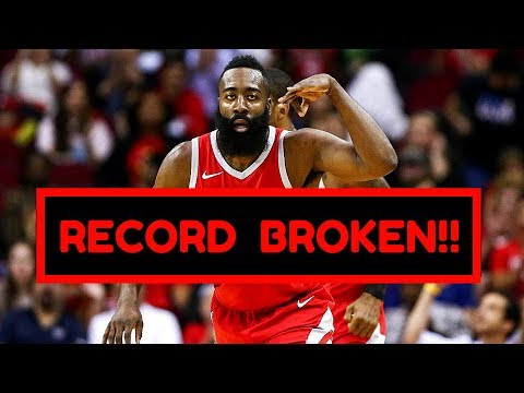NBA Records That Was Broken In 2018 | Crazy!!