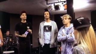 One Direction - Strong (Acoustic) Where We Are Film