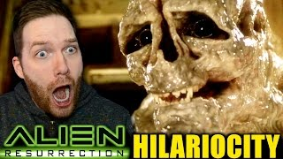 Alien: Resurrection - Hilariocity Review