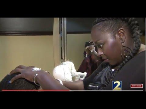 Atlanta Children's Shelter Gives Homeless Mother A New Story