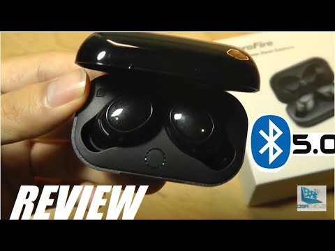 07b7d8c0770 REVIEW: ZeroFire T1 - TWS Bluetooth 5.0 Earbuds! - YouTube