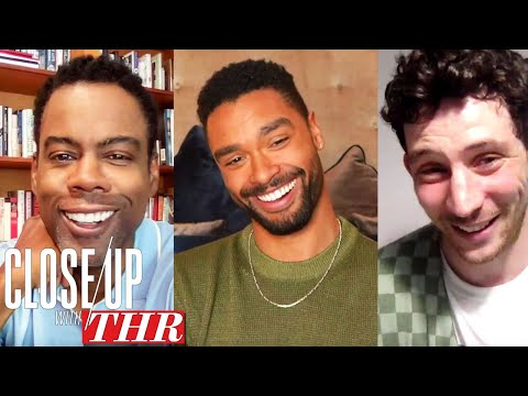 Download FULL Drama Actors Roundtable: Rege-Jean Page, Josh O' Connor, Chris Rock & More | Close Up