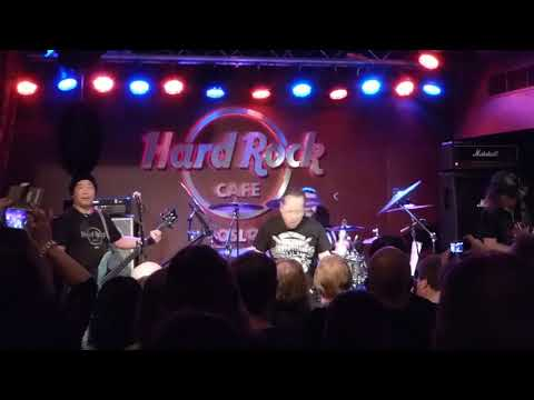 Loudness - In The Mirror @ Hard Rock Cafe Oslo.Norway 2nd of August 2017