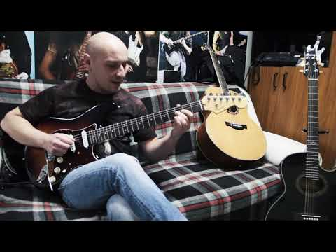 Sergey Vecherny - Calling to the stars (Live studio backstage)