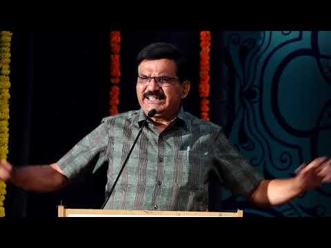 S.L.Bhyrappa Sahityotsava - Talk By Prof. Krishne Gowda