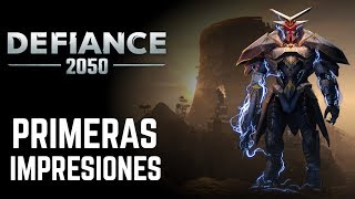 Defiance 2050 MMORPG - Primeras impresiones.
