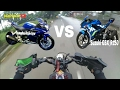 yamaha R15 new vs Suzuki GSX R150 opini gue RX king indonesia