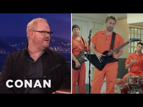 Jim Gaffigan: Leave Nickelback Alone!  - CONAN on TBS