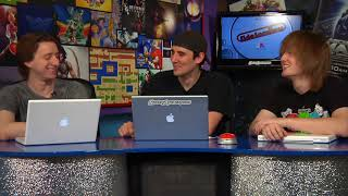ScrewAttack's Sidescrollers Video Podcast #11 - The Dog Started It   Classic ScrewAttack Video