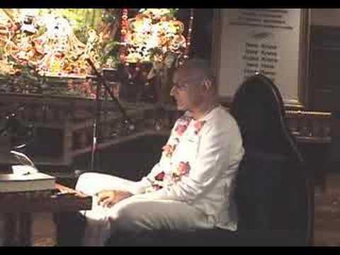 Janmastami - Morning Lecture