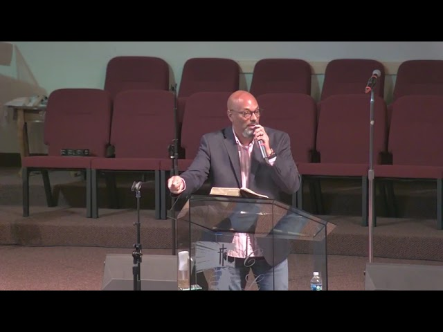 Claustrophobic by Pastor Charles Marshall