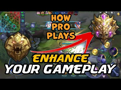 IMPROVE Your GAMEPLAY By Using These TIPS | Mobile Legends Bang Bang