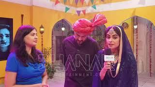 Ghughi | Amar Khan | Adnan Siddiqui on set of Ghughi