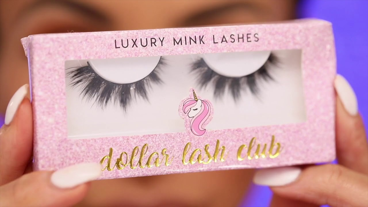 2a4d1493f5c Luxury Mink Eyelashes Starting At ONLY A Dollar! - YouTube