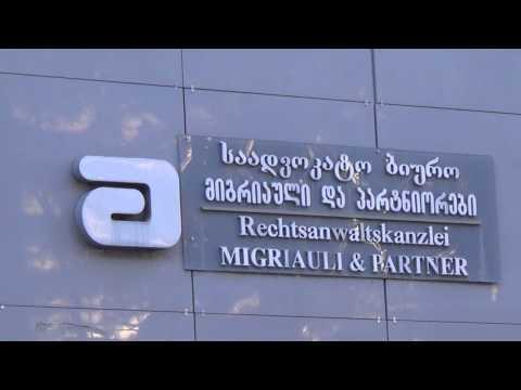 Law Office ' Migriauli & Partners ' / საადვოკატო ბიურო ' მიგრიაული და პარტნიორები ' [ Tbilisi ]