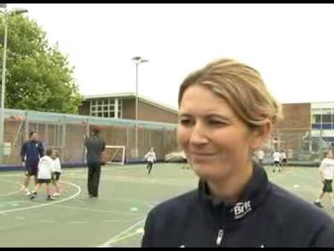 INTERVIEW: England captain Charlotte Edwards talks to Stuart Appleby