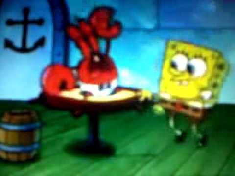 Spongebob Squarpants-Gas