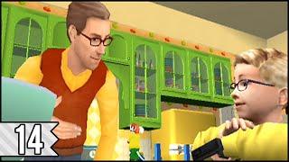 Stuart Little 3: Big Photo Adventure (PS2) - Area 5: House, Part 1 (100%) | No Commentary